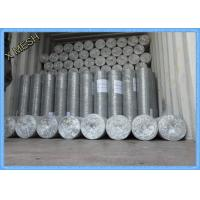 China 3/4 x 3/4 Electro Galvanized Hexagonal Chicken Wire Netting on sale