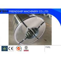 China Hot Dipped Galvanized Steel Coil Sheet , GI Sheet Metal Coil Iso Standard wholesale