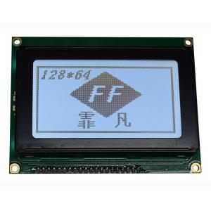 China Flat Rectangle Graphic Dot Matrix LCD Module 93*70mm For Communication Equipment wholesale
