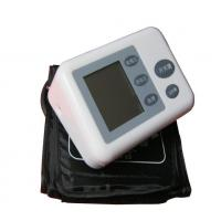China Automatic Portable Wrist digital Blood Pressure Monitor with battery or adapter 6V DC  wholesale