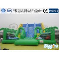 Quality Inflatable Fun City For Amusement Park Inflatable Playground Rentals for sale