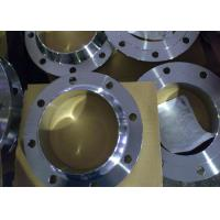 China 300lbs 304 Forged Casting Stainless Steel Pipe Flange Fittings For Connection wholesale
