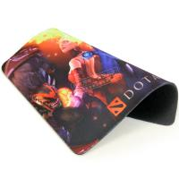 China big machine 3d printed rubber mouse pad, dryer sublimation mouse pad, new innovative custom mouse pad products wholesale