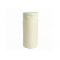 China 100g HDPE Plastic Bottles Skin Care Talcum Powder Container wholesale