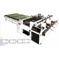 China High-Speed Semi-Automatic Ab Gluer Machine 2300/2600 for Corrugation board Pasting and Gluing wholesale