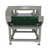 China 140W Table Metal Detector With Sound Or Light Alarm And Return / Conveyor Belt Metal Detector wholesale