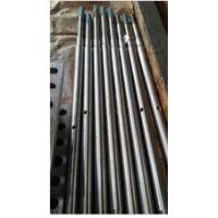 China CNC machining Turning Forged Forging Steel MSV/GV/CV/CRV 1-1700MW Gas Steam Turbine Valve Spindles/Stems/Rods wholesale