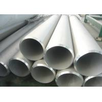 China Big Dimension Industrial Seamless Stainless Steel Pipe ASTM A312 TP316L For Fluids Transport wholesale