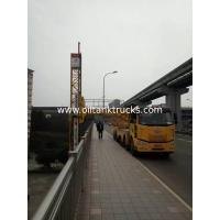 Buy cheap Volvo Euro V 394HP Under Bridge Platform , Bridge Inspection Machine High from wholesalers