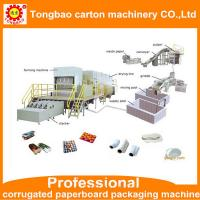 Quality TB 22-48 12-surface Drum Type Egg Tray Molding Machine for sale
