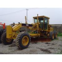China CAT 140H USED CAT MOTOR GRADER FOR SALE wholesale