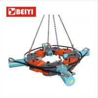 China China HOT sale BEIYI new type hydraulic concrete pile cutter cropper breaker for excavator or crane wholesale