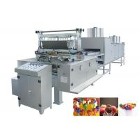 China Stainless steel materials Automatic Cotton Candy Production Line  Easy Operation output 150-600kg/h wholesale