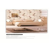China PVC vinyl wallpaper flower design European style home decoration bedroom wholesale