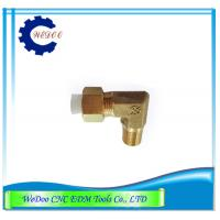 China M682 Lower Water Pipe Fitting Mitsubishi Wire EDM Parts Wear Parts FA ,HA Series wholesale