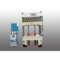 China Multi - Layer Hydraulic Vulcanizing Press With Electric Heating Plate wholesale