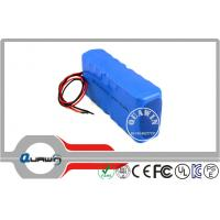 China Environmental Lithium Battery Packs , 14.8V 13200mah lifepo4 battery cells wholesale