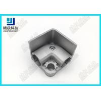 Quality Elbow Connection With Flange Frame Aluminum Alloy Tubing fitting OD 28mm  AL-37 wholesale