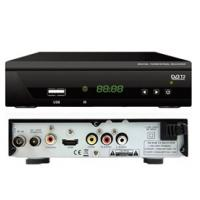 Quality DVB-T2 Receiver 1080P Full HD MPEG4 H.264 PVR for sale