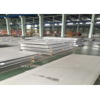 China 2B Surface Super Duplex Stainless Steel Plate 2205 2507 Cutting Customized wholesale
