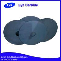 China Tungsten Carbide Disc Cutters Blanks wholesale