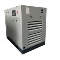 China White Bowes Airend 22KW 30HP Rotary Screw Air Compressor ZAKF wholesale