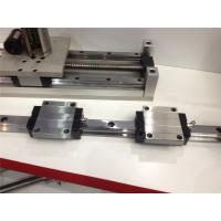 China HSR 45A GCr15 Linear Motion Bearings GCr15SiMn for Machine wholesale