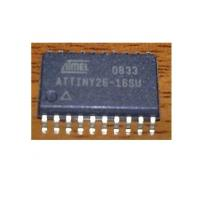 Quality ATTINY26-16SU - ATMEL- IC MCU 8BIT 2KB FLASH 20SOIC - 2570196236@qq.com for sale