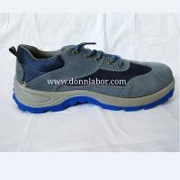 China Good Quality Water Resistant Steel Toe Cap Industrial Safety Shoes for Labor wholesale