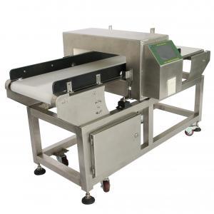 China High Sensitivity Conveyor Belt Food Grade Metal Detector For Bakery / Meat Industry wholesale