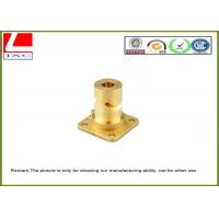 China OEM CNC Machining Services CNC Brass Machined Parts For Motorcycles wholesale