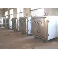 FZG Series Static Square Vacuum Drying Equipment Indirect Dryer For Solvent Recovery