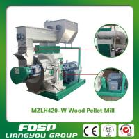 Quality Logs Pellet Mill for Particle Board Industry for sale