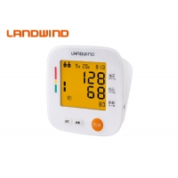 China Upper Arm Electronic Blood Pressure Monitor Digital Bp Apparatus Accuracy on sale