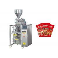 China Instant Noodles Oil Liquid Packaging Machine , Auto Edible Oil Packing Machine wholesale