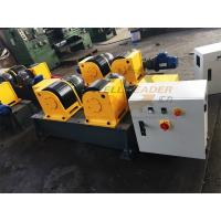 China Carry 12 Ton Turning Rolls Welding , Heavy Duty Rotator For 1500mm Diameter To Australia wholesale