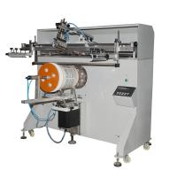 China single color new good  air pressure semi-automatic bucket silk screen printing machine for sale on sale