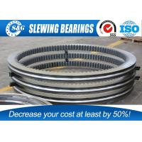 China High Precision Mounting Slew Ring Gears , Magnetic Bearing Wind Turbine wholesale