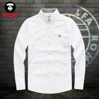 China Wholesale 2015 New arrival designer double a-ape fashion AAA quality gentlemen's shirts wholesale