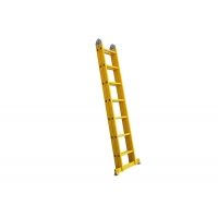 Buy cheap Semi Insulated 13.12ft 2X7 Fiberglass Step Ladder from wholesalers