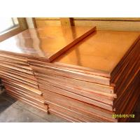 China 2013 Best Price Copper Sheet on sale