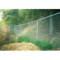 China CHAIN LINK FENCE FOR HILLSIDE wholesale