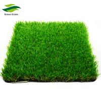 Buy cheap Landscaping Artificial Grass Synthetic Clean Artificial Carpet Grass from wholesalers