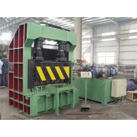 China Open Style Feed Box Scrap Metal Shear For Iron And Copper , Hydraulic Plate Shear wholesale