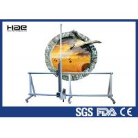 Buy cheap Piezoelectric nozzle Mural Printing Machine 3D Effect Direct To Wall Inkjet from wholesalers
