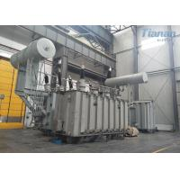 China 220 Kv 240MVA Oil Immersed Power Transformer / Earthing Transformer wholesale