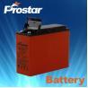 China Prostar front terminal battery 12V 55AH wholesale