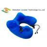 China U Shape Inflatable Travel Neck PillowLightweight With Ergonomically designed wholesale