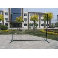 Buy cheap 6ft x 10ft  temporary construction fence panels weld mesh temp fencing panels from wholesalers