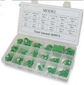 China Customized Rubber Sealing O-rings Kit Storage Box wholesale